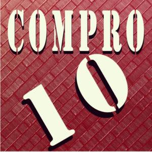 compro 10 - logo